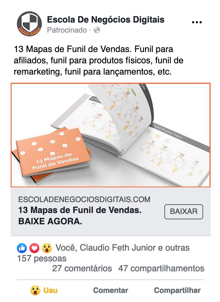 curso anuncios que vendem no instagram e facebook